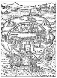 Another aspirational model - Thomas More's Utopia.